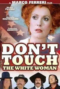 Touche pas à la femme blanche (Don't Touch the White Woman!)