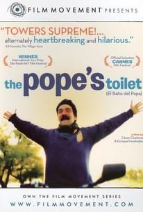 El Baño del Papa (The Pope's Toilet)