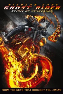 Ghost Rider Spirit Of Vengeance 2012 Rotten Tomatoes