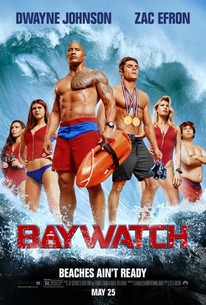 Baywatch (2017) - Rotten Tomatoes