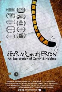Dear Mr. Watterson movie poster