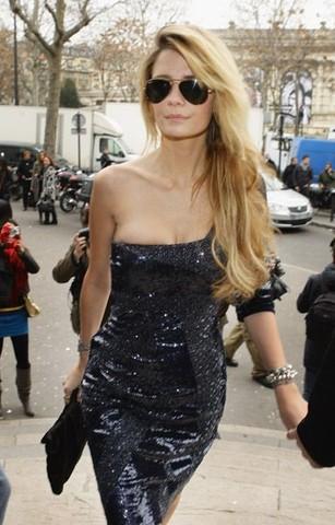 Elie Saab: Paris Fashion Week Haute Couture S/S 2009