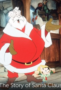 the story of santa claus movie
