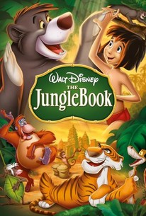 Image result for The Jungle Book 1967