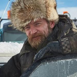 Richard Dormer as Sheriff Dan Anderssen