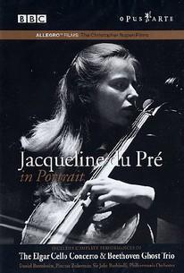 Jacqueline Du Pre in Portrait