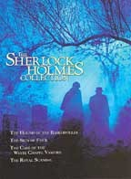 Sherlock Holmes Collection - 4 Films