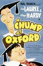 A Chump at Oxford