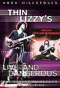 Rock Milestones - Thin Lizzy's Live and Dangerous