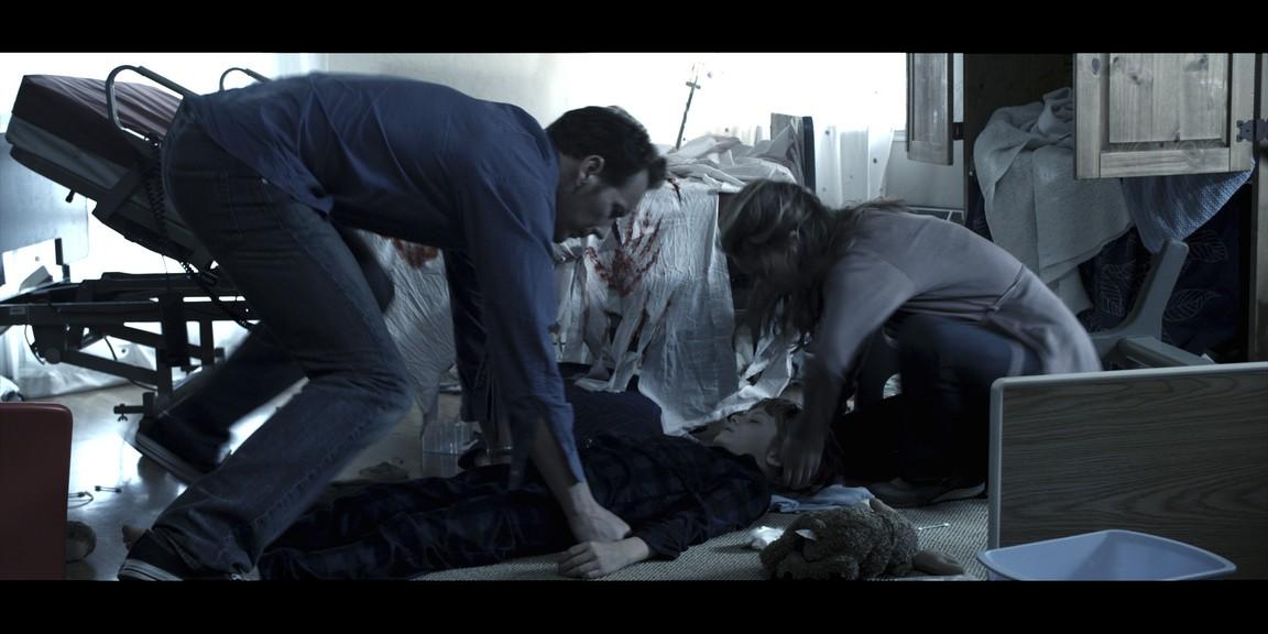 Ty Simpkins as Dalton in Insidious (2011) Monstrous Child