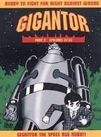 Gigantor - Boxed Set Two: Episodes 27-52