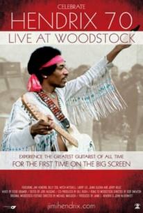 Hendrix 70: Live At Woodstock