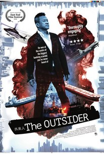The Outsider 2018 Rotten Tomatoes