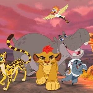 """""""The Lion Guard"""""""