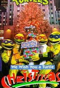 Teenage Mutant Ninja Turtles - We Wish You a Turtle Christmas