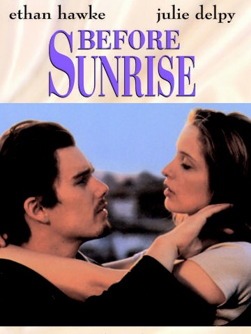 Poster for Before Sunrise (1995)