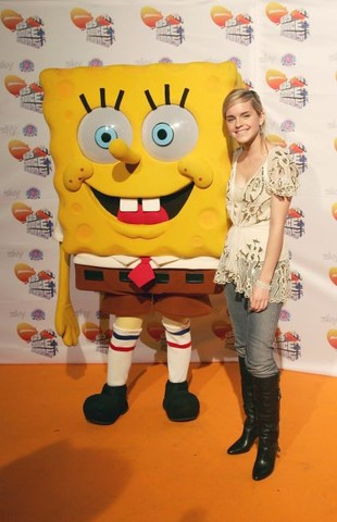 Nickelodeon Kids' Choice Awards UK 2007 - Arrivals