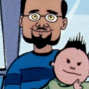 Carlos Hernandez-Leibowitz is voiced by Herbert Siguenza