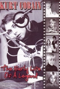 Kurt Cobain - The Early Life of a Legend