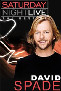Saturday Night Live - Best of David Spade