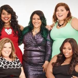 Sabrina, Mar, Jenn, Kristi and Jessica (from left)