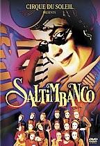 Cirque du Soleil - Saltimbanco