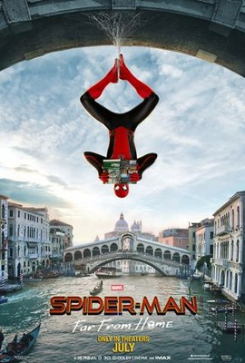 Image result for spiderman far from home