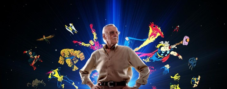 With Great Power: The Stan Lee Story (2010) - Rotten Tomatoes