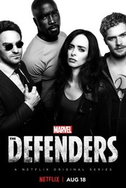 MARVEL'S THE DEFENDERS MOVIE