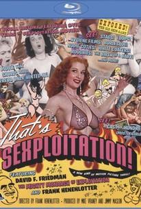 That's Sexploitation