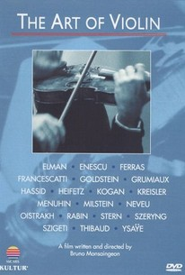 Art of Violin: That Demon of the Violin and Transcending the Violin