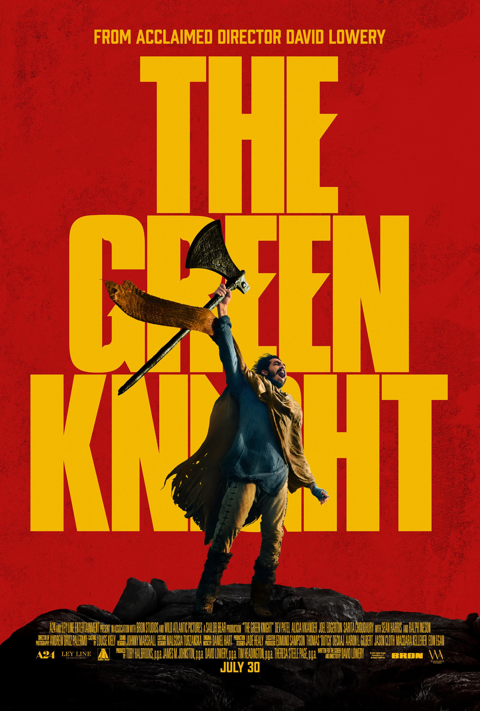 The Green Knight - Rotten Tomatoes