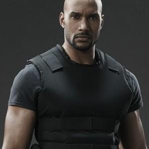 "Henry Simmons as Agent Alphonso ""Mack"" MacKenzie"