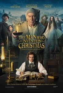 The Man Who Invented Christmas (2017) - Rotten Tomatoes