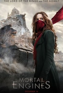 Mortal Engines (2018) - Rotten Tomatoes