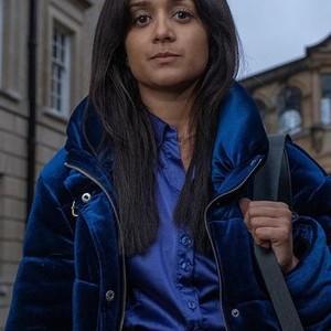 Amy-Leigh Hickman as Nasreen Paracha