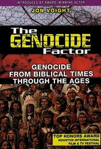 The Genocide Factor: Genocide from Biblical Times Through the Ages