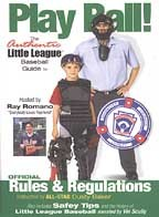 Play Ball!: Official Rules & Regulations