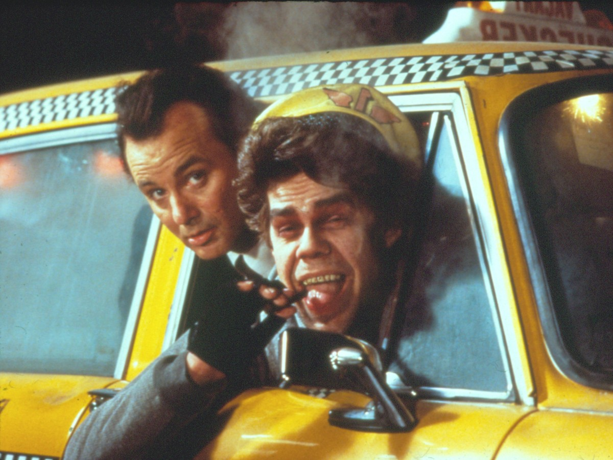 Scrooged (1988) - Rotten Tomatoes