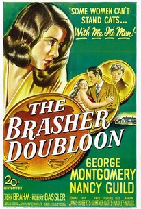 The Brasher Doubloon