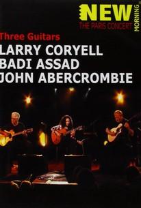 Coryell, Abercrombie & Assad: Three Guitars: Paris Concert
