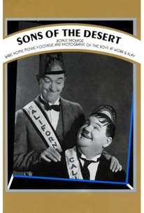 Sons of the Desert
