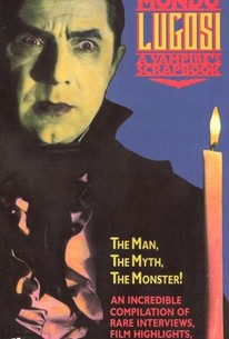 Mondo Lugosi: A Vampire's Scrapbook