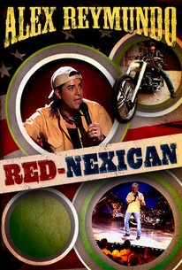 Alex Reymundo: Red-Nexican