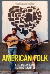 American Folk movie poster