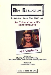 The Dialogue: Learning From the Masters - Nia Vardalos