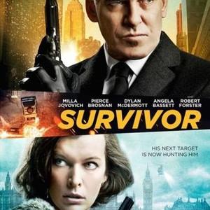 Survivor (2015) - Rotten Tomatoes