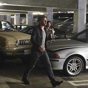 Eddie Kaye Thomas as Toby Curtis, Jadyn Wong as Happy Quinn.