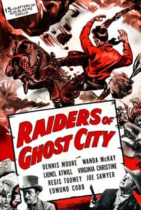 Raiders of Ghost City