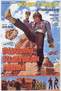 Dünyayi kurtaran adam (The Man Who Saves the World) (Turkish Star Wars)